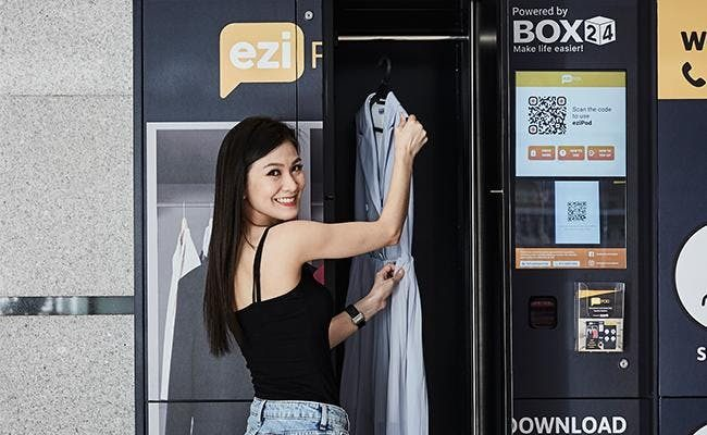 Using Smart Locker Laundry Instead of Self-Service Laundry